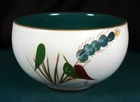 Denby Greenwheat Large Sugar Bowl - In Excellent Condition