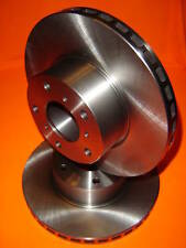 Holden Commodore VT VU VX VY VZ Front Disc Brake Rotors NEW PAIR with WARRANTY