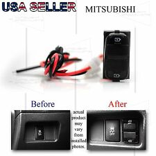 FOR MITSUBISHI LANCER/GALANT DUAL POWER USB ADAPTER DIRECT AFTERMARKT CHARGER