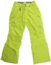 686 Girls Misty Snowboard Pant (M) Hot Lime
