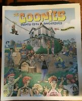 THE GOONIES 25TH ANNIVERSARY Daily Astorian SPECIAL INSERT 2010 RARE
