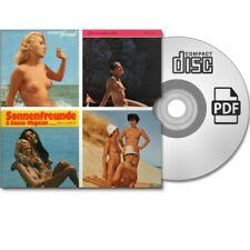 Sammlung 4x Sonnenfreunde FKK Nudism Akt Magazin 17/158/180/79N12 - eBook PDF