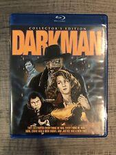 Darkman Blu-ray Disc (Scream Factory, Liam Neeson, Sam Raimi, Frances McDormand)
