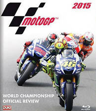 MotoGP: 2015 World Championship Official Review (Blu-ray Disc, 2016)