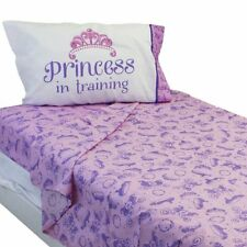 SOFIA THE FIRST PRINCESS IN TRAINING ULTRA SOFT COTTON RICH TWIN SHEET SET NEW