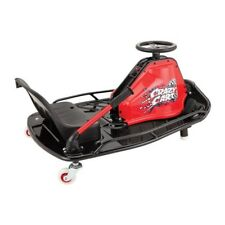 Razor Electric 24v Ride On Crazy Cart - Red, Speeds up to 20km/h