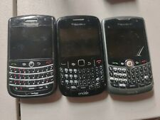 New ListingLot of 3 BlackBerry Phone for parts or Repair