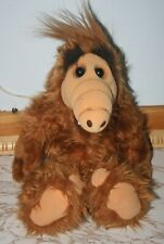 "Vintage 1986 Alf Plush Stuffed Animal Doll Toy 18"" by Alien Productions Coleco"