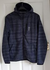 Jack & Jones Hoody Zipper Hoodie Jumper Black Grey Navy Zips Small Mens Core