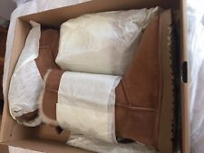 UGG Australia Women's Bailey Bow Tall II Boots Chestnut US 9 EUR 40