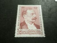 AUTRICHE 1972, timbre 1232, CARL M. ZIEHRER, CELEBRITY, neuf** MNH