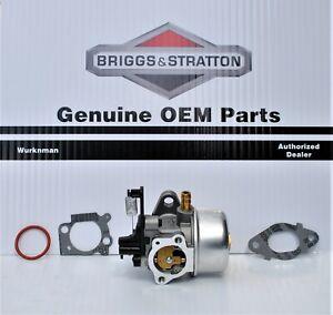 Genuine OEM Briggs & Stratton  594287 CARBURETOR replaces  799248