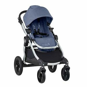 Baby Jogger City Select Stroller - Moonlight - New!!