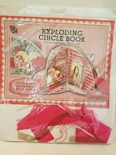 PINE CONE PRESS EXPLODING CIRCLE BOOK PINK PAISLEE'S SECRET CRUSH $24.99