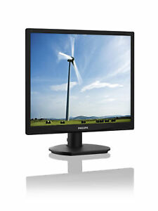 Philips Brilliance Monitor LCD con retr. LED 19S4QAB/00 19IN 19S4QAB LED IPS 5MS