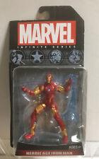 "Marvel Universe HEROIC AGE IRON MAN Infinite Series 2014 IRONMAN 3.75"" Figure"