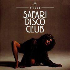 Yelle – Safari Disco Club - CD Promo, Promo Cardboard Sleeve 2011