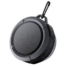 1X(Altavoz De Ducha Manos Libres, Bocina Bluetooth,Altavoz A Prueba De Agua,A iz
