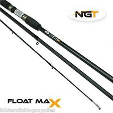 2 x  10ft NGT Float Max - 10ft 3pc Float Match Fishing Rods NGT Fishing Tackle