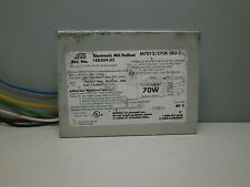 VS M7012/27CK-5EU-JT2 Electronic Metal Halide Ballast for (1) 70W M139 M143 M98