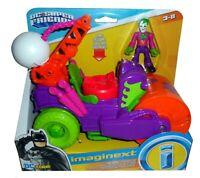 IMAGINEXT DC SUPER FRIENDS THE JOKER STEAMROLLER GKJ23 *BNIB*