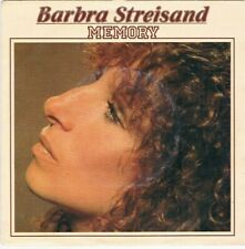 "Barbra Streisand - Memory / Evergreen (From A ""Star Is Born"") / Single von 1982"