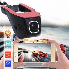 1080P Hidden WiFi Car DVR Camera Video Recorder Dash Cam G-sensor loop recording