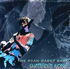THE RYAN RABEY BAND - Shattered Noise - VERY RARE CD ALBUM - Privately Produced