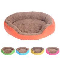 Large Waterproof Warm Soft Fleece Puppy Pet Dog Cat Bed House Basket Nest Mat