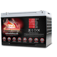 Full Throttle FT825-34 Group 34 AGM Power Cell Car Audio Battery