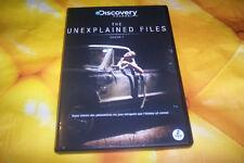 RARE DVD THE UNEXPLAINED FILES ovni contact prédateurs non identifiés etc ..