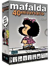 MAFALDA 40 Aniversario   **Dvd R2** Box Set 5 Dvd´S