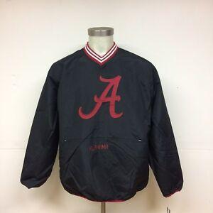 Alabama Crimson Tide Postgame Windshell Pullover Jacket