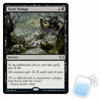 Toxic Deluge (Borderless) - Box Topper - Double Masters - MTG - Magic - NM