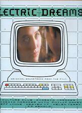 ELECTRIC DREAMS soundtrack GERMAN 1984 VIRGIN
