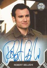 "Marvel Agents of Shield - Robert Belushi ""Jimmy Mackenzie"" Autograph Card"