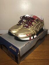 Asics Gel Lyte III 3 USA Kith Mens Size 11.5 Gold Medal Ronnie Fieg QS OG ALL