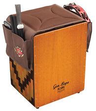 Gon Bops Alex Acuna Cajon Special Edition AACJSE +GigBag+Seat Pad Worldwide Ship