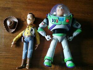 Buzz Lightyear and Woody. Disney/Thinkway