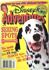 Disney Adventures  SEEING SPOTS 101 Dalmatians, one-on-one with Michael Jordan