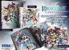 7th Dragon Code III: VFD Launch Edition (Nintendo 3DS, 2016) Brand New