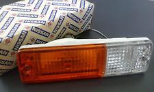 Datsun 720 Pickup Front Bumper Corner Lights RH  GENUINE NOS  PARTS JAPAN