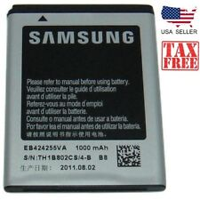 New OEM Samsung EB424255VA Battery for Straight Talk SCH-S380C 1000mAh Original