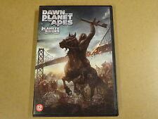DVD / DAWN OF THE PLANET OF THE APES / LA PLANETE DES SINGES L'AFFRONTEMENT