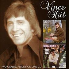 Vince Hill - Edelweiss / Look Around (And You'll Find Me There) (NEW CD)