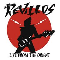 The Revillos! - Live From The Orient  vinyl lp DAMGOOD288LP