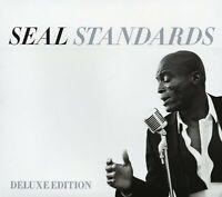 Seal - Standards (2017 CD) Deluxe Edition - 3 Bonus Tracks (Digipak) New Sealed