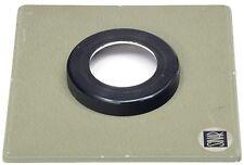 Sinar Norma Lensboard 42mm Corte extendido 10mm