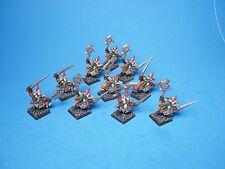 Dark Elves Marauder Era Black Ark Corsairs x10 Painted oop Metal WHFB AoS
