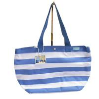 DOLCE & GABBANA Parfums Light Blue Tote Bag Beach Bag Shopping Weekender Bag